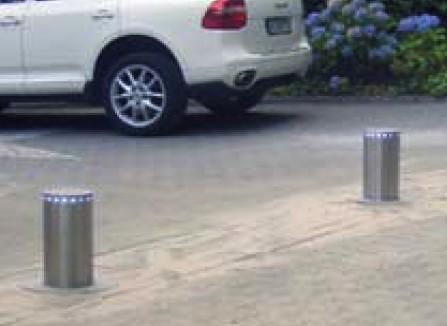 automatische elektrisch versenkbare poller g nstig kaufen nothnagel berlin zaunbriefkasten. Black Bedroom Furniture Sets. Home Design Ideas