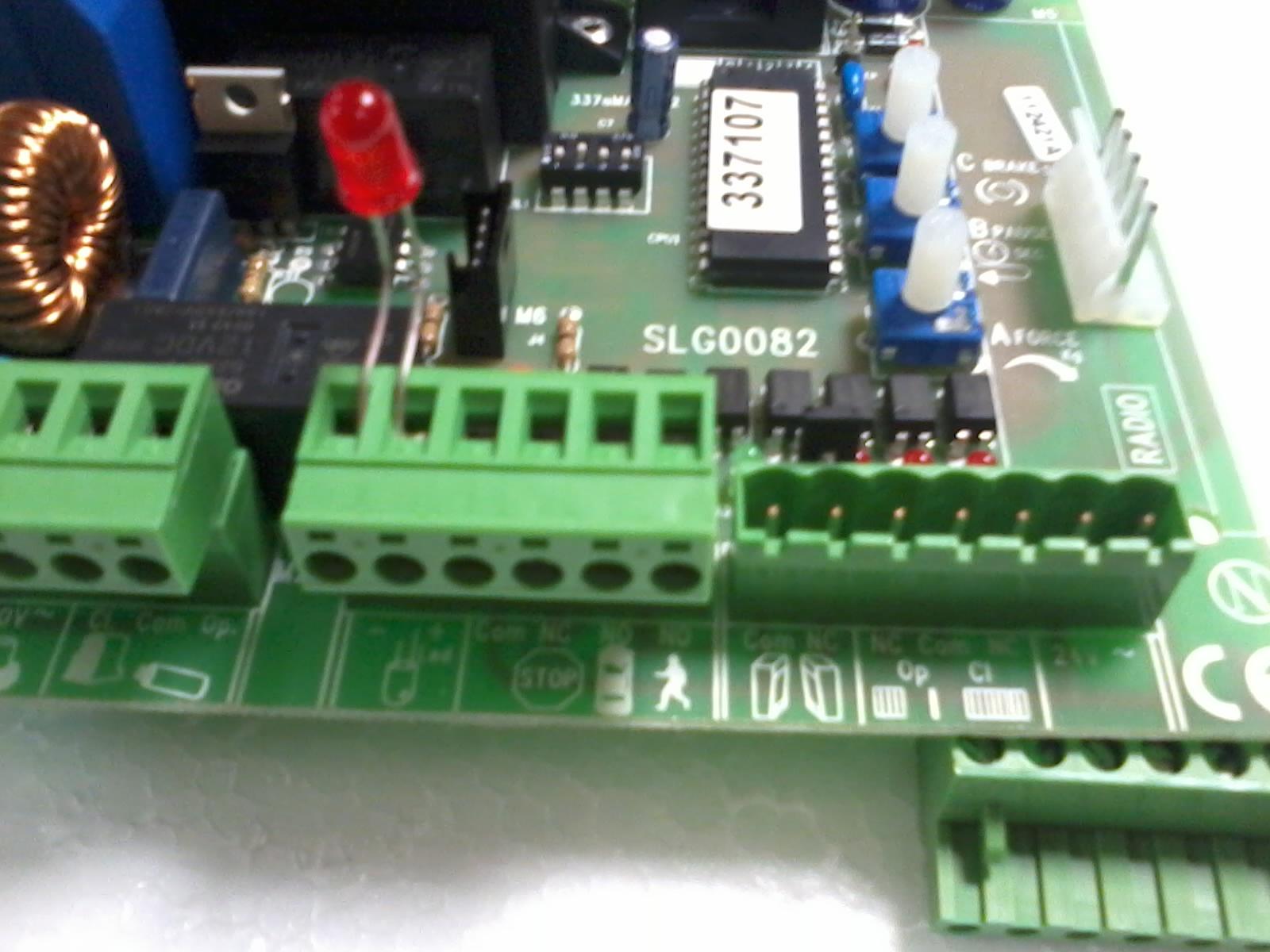 Doga 101755/elevalunas Door Front Left Electronic Set of 2