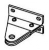 041ASWG-0098 - Door Bracket HC280ML, HC300ML, HC400ML, ECO300, ECO400, LYN300, LYN400